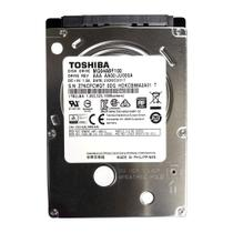 HD Notebook - 1.000GB (1TB) / 5.400RPM / SATA3 - Toshiba - MQ04ABF100 DP/N 048GPG -