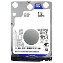 Hd Notebook 1tb Wd Blue 2,5 Wd10spzx Sata 6gb/s - Western digital