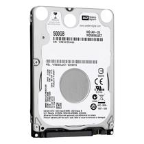 HD Notebook 500GB Western Digital 2,5