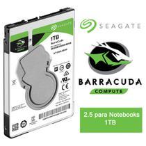 Hd Notebook Ultrabook 1tb Seagate 1000gb 7mm 128mb Sata 6gbs - Sgt