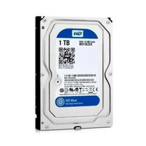 HD para PC 1TB Sata III 7200RPM 64Mb WD10EZEX - Western digital