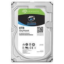HD PC Seagate 8tb Surveillance SkyHawk Sata 3,5 7200RPM 256Mb Sata 6.0Gb/s  ST8000VX0022 -