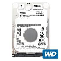 Hd Sata  Notebook 500gb Western Digital -