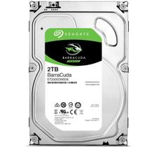 HD Seagate 2TB SATA Barracuda 7200RPM Cache 64MB -