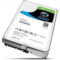 HD Seagate 3TB SKYHAWK GS0162 Prata Multilaser -