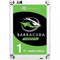 HD Seagate Barracuda 1TB 7200rpm Cache 64mb Sata 3 ST1000M010 -