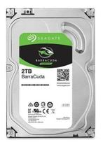 Hd Seagate Barracuda 2tb 3.5 Sata St2000dm006