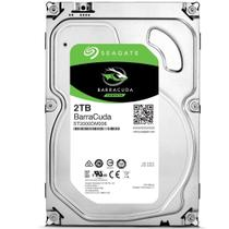HD Seagate BarraCuda, 2TB, 3.5, SATA - ST2000DM006