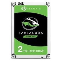 HD Seagate Barracuda 2TB 7200rpm Cache 256MB Sata 6 GB/s ST2000DM008 -