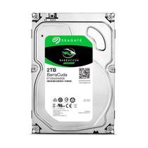 HD Seagate BarraCuda SATA 3,5 Polegadas 2TB 7200RPM 64MB Cache SATA 6GB ST2000DM006 -