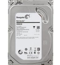 Hd Seagate Barracuda St2000dm001 2tb 7200 Rpm 64mb -