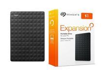 HD Seagate Externo Expansion 1TB USB 3.0 Preto -