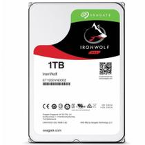 HD Seagate IronWolf NAS 1TB SATA 6.0Gb/s 5900RPM ST1000VN002
