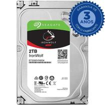 Hd Seagate Ironwolf Nas 2tb 5900rpm 64mb St2000vn004 -