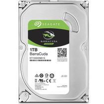 HD Seagate SATA 3,5 BarraCuda 1TB 7200RPM 64MB Cache SATA 6Gb/s - ST1000DM010 -