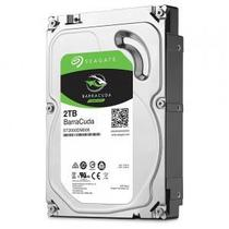 HD Seagate SATA 3,5 BarraCuda 2TB 7200RPM 64MB Cache 6GB/s