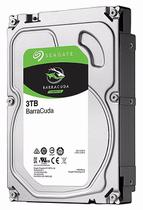 "Hd Seagate Sata 3,5"" Barracuda 3 Tera 7200rpm -"