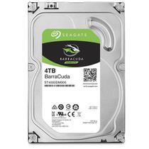 HD Seagate SATA 3,5 BarraCuda 4TB 5900RPM 64MB Cache SATA 6Gb/s - ST4000DM005 -