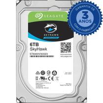 HD Seagate Skyhawk 6TB Surveillance 3,5 - ST6000VX0023 -