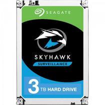 HD Skyhawk 3TB GS0162 Prata SEAGATE -