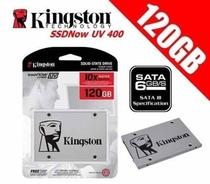 HD SSD 120 GB Sata 3 Kingston A400