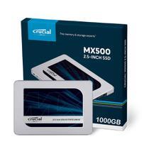 HD SSD 1TB MX500 2,5' Crucial  - CT1000MX500SSD1 -