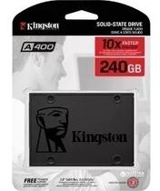 Hd Ssd 240gb Sata 3 Kingston A400 -