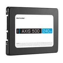 HD SSD Multilaser Axis 500, 240GB, SATA 3