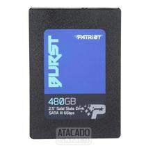 HD SSD / Patriot Burst  / 2.5 / Sata 3 / 480GB -