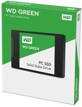 HD SSD Western Digital green 2.5 120GB SATA III 6Gb/s - WDS120G1G0A -