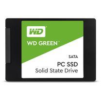 HD SSD Western Digital Green 2.5 480Gb Sata 3 540-465 Mb/s  WDS480G2G0A-00JH30 -