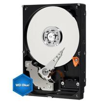 HD WD SATA 3,5 Pol. Blue PC 1TB 7200RPM 64MB Cache SATA 6.0Gb/s - WD10EZEX - Revisar