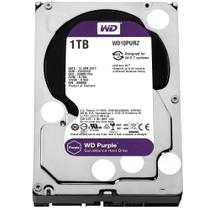 HD WD Western SATA 3,5 Purple Surveillance 1TB IntelliPower 64MB Cache SATA 6.0Gb/s - WD10PURZ