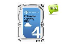 HDD 3,5 Enterprise Servidor 24X7 Seagate 1YZ207-004 ST4000NM0125 4 Tera 7200RPM 128MB Cache SAS 12GB/S -