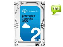 Hdd 3,5 enterprise servidor 24x7 seagate st2000nm0045 2 tera 7200rpm  128mb cache **sas** 12gb/s -