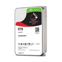 Hdd 3,5 Seagate Ironwolf Nas 8 Tb Sata 6 Gbs 7200 Rpm 256 Mb Cache St8000vn0022 -