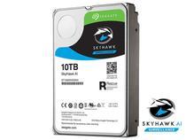 HDD 3,5 Sistema Seguranca Vigilancia  Seagate 2K1101-300 ST10000VE0004 SKYHAWK 10 Teras 256MB 24X7 6GB/S SATA -