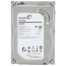 HDD 3,5 Sistemas de Backup NAS SATA Seagate 1HJ164-500 ST2000VN000 NAS 2 Teras 64MB 24X7 -