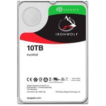 HDD Desktop Seagate IronWolf 10TB NAS SATA6 7200RPM 256MB ST10000VN0008 -