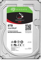 HDD Seagate Ironwolf 8 TB P/ NAS - ST8000VN0022 -