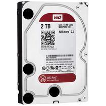 Hdd wd red 2 tb nas para servidor 24x7 - wd20efrx -