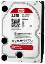 Hdd wd red 3 tb nas para servidor 24x7 - wd30efrx -