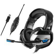 Headphone 7.1 Led E Alta Potencia Usb League Of Legends - Dex