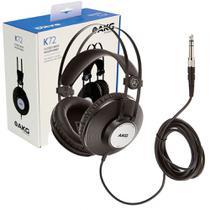 Headphone AKG K72 Estúdio -