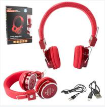 Headphone Bluetooth Com Entrada SD Card P2 E Rádio FM B- 05 - Estrutura