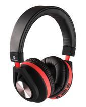 Headphone Bluetooth GT Follow Goldentec Vermelho (GT5BTVR) - GOLDENTEC ACESSORIOS