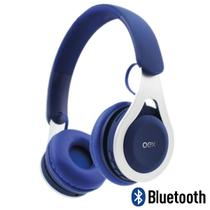 Headphone Bluetooth OEX Drop Azul -