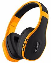 Headphone Bluetooth Pulse Multilaser PH151 - com Microfone - Amarelo