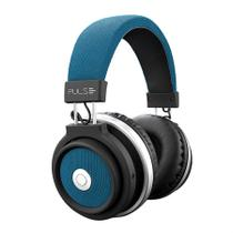 Headphone Bluetooth Pulse Preto e Azul PH232 - Multilaser