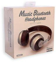 Headphone Bluetooth RB-500HB Dourado - Remax